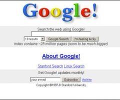 Google, vous connaissez ?